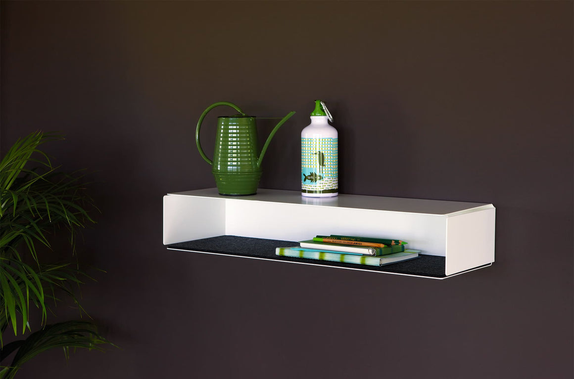 Etagère murale Side-Box blanc by Slawinski-PARIDEO design durable