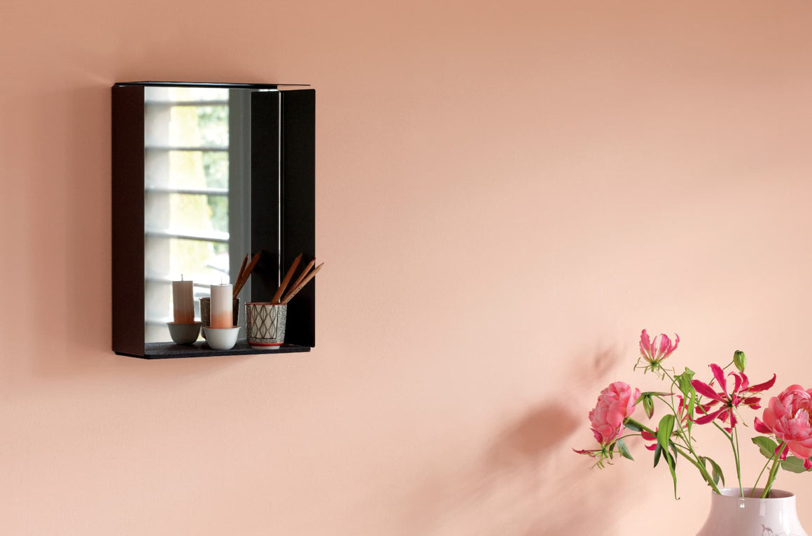 Etagère murale, Mirror Box Noir by Slawinski-PARIDEO design durable