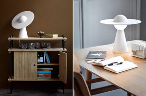 Lampe de table Céramique by Moebe-ambi 3-PARIDEO design durable