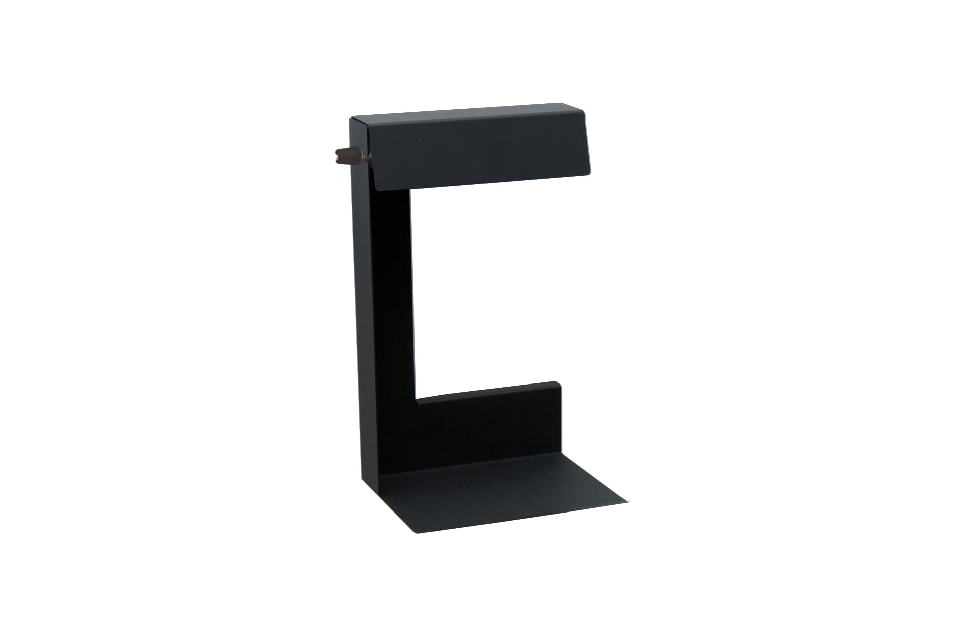 Lampe de table Left noir by Julian Appelius-PARIDEO design durable