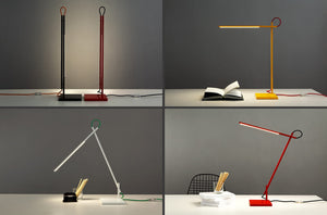 Lampe de table, Linelight by Shibui-ambiance2-PARIDEO design durable