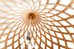 Plafonnier en bois, Zome by Jaanus Orgusaar-detail-PARIDEO design durable