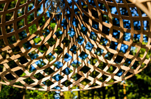 Plafonnier en bois, Zome by Jaanus Orgusaar-detail2-PARIDEO design durable
