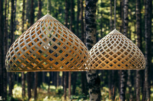 Plafonnier en bois, Zome by Jaanus Orgusaar-detail3-PARIDEO design durable
