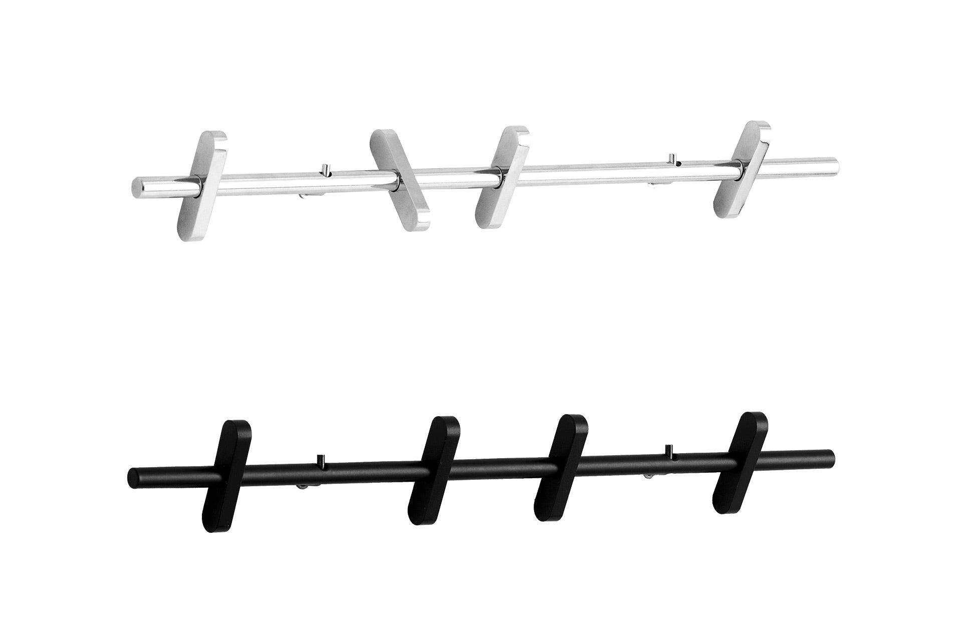 Porte-manteau COAT RACK 40cm by Moebe-métal noir ou chromé-PARIDEO Design durable
