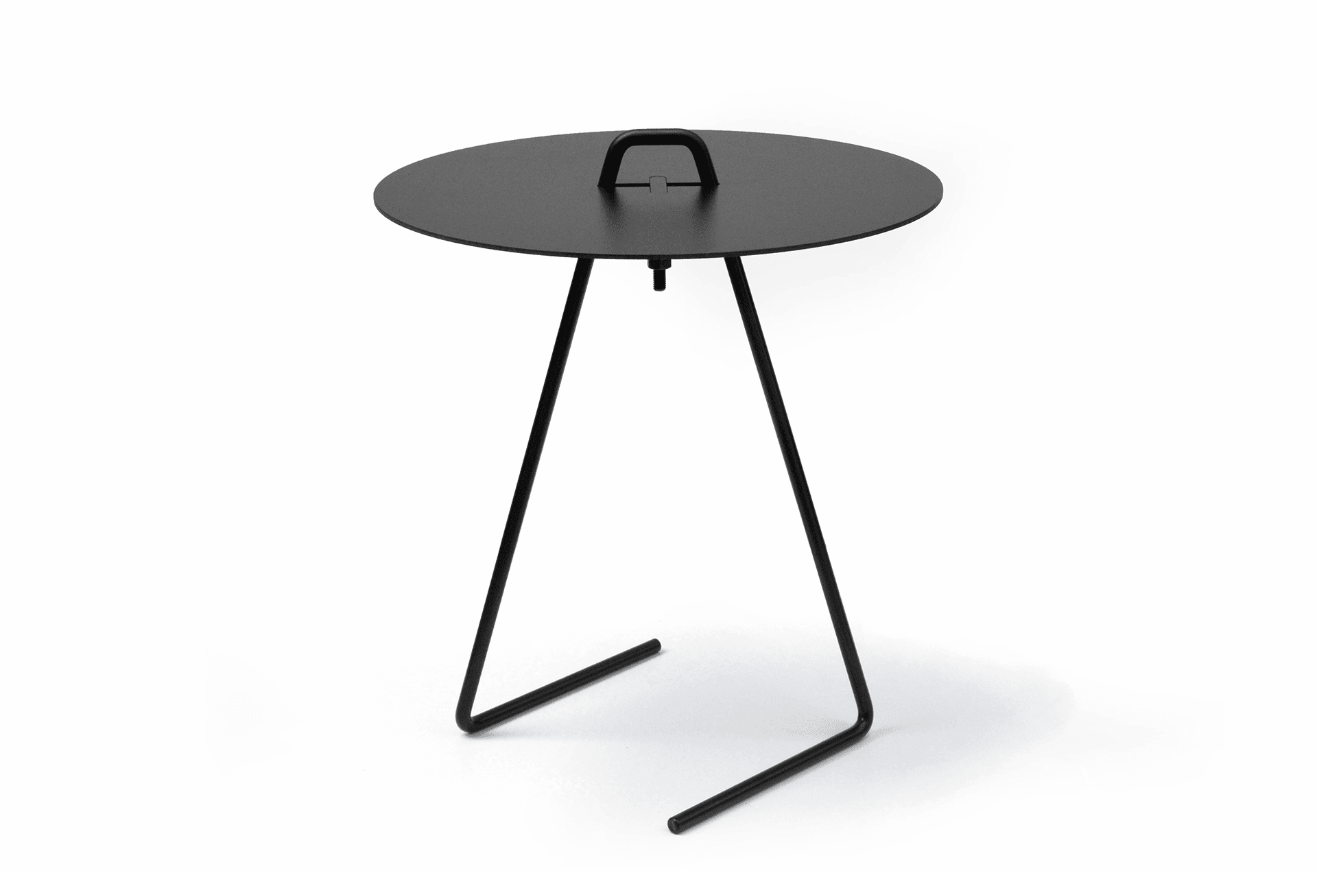 Table basse MDF, Side Table by Moebe-couleur noir-dispo sur PARIDEO design durable