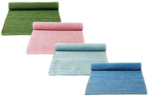 Tapis 100% coton recyclé couleurs pastels-en vente sur PARIDEO-design durable