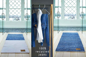 Tapis 100% jeans recyclé-ambiance2-en vente sur PARIDEO design durable.jpg