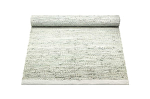 Tapis calcaire 100% cuir recyclé by Rugsolid-sur PARIDEO design contemporain durable