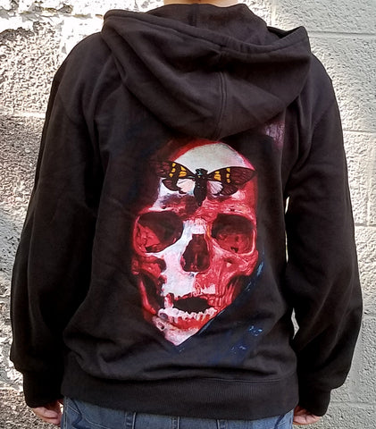 "Hoodie ""Death"" by Christian Perez"