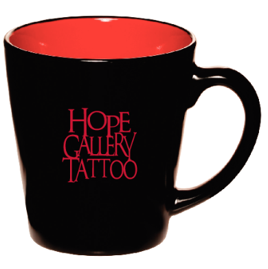 "Coffee Mug ""Hope Gallery"""
