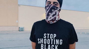 Stop Shooting Black People