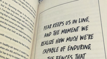 Fear Keeps Us In Line
