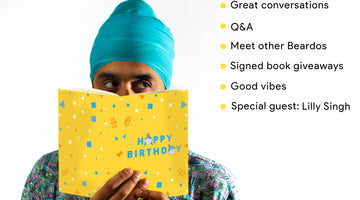 Join My Virtual Birthday Party