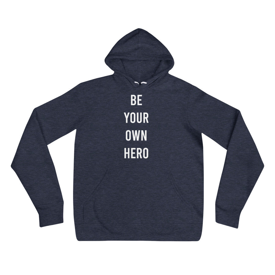 Be your own hero  - Unisex hoodie