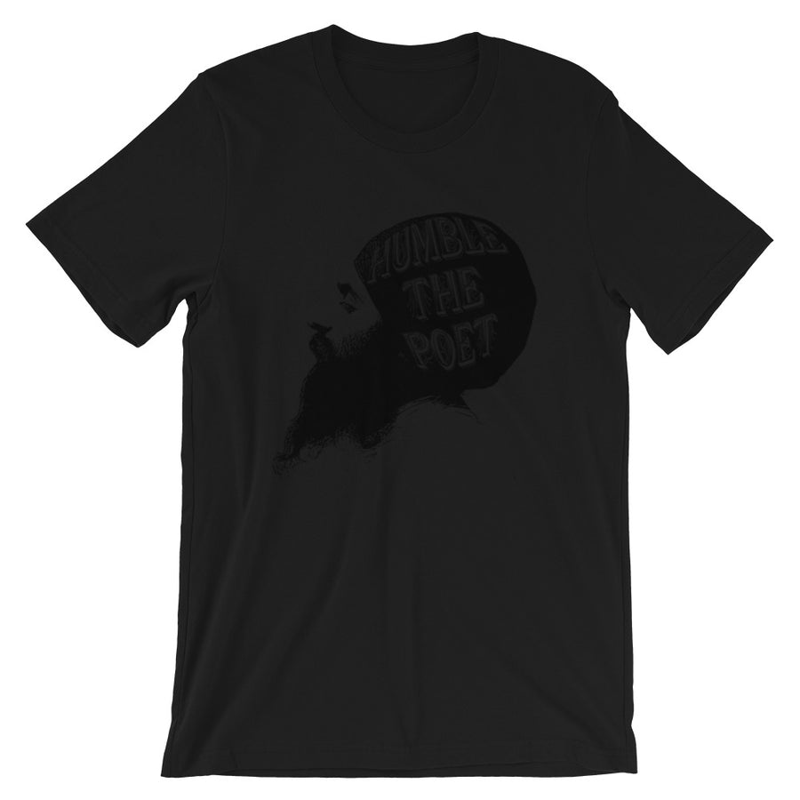 Humble The Poet - Short-Sleeve Unisex T-Shirt