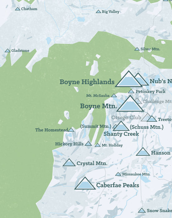 Michigan Ski Resorts Map Print - Best Maps Ever on montana resort towns, mt. snow trail map, montana average temperatures by month, mt. rose ski area map, great divide ski map, montana ski areas, montana hotels map, montana ski towns, new york city tourist attractions map, mt. baldy ski trail map, montana whitefish mountain resort, tremblant canada map, red lodge ski resort map, mt spokane ski map, montana road conditions map webcams, red lodge trail map, resorts in montana map, montana snotel data, montana scenic drives map, montana hiking map,