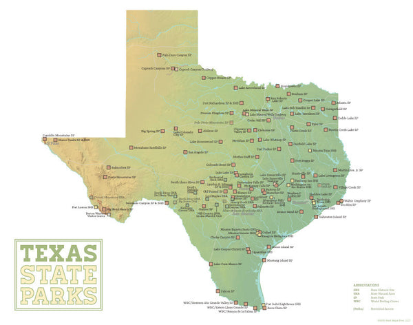Texas State Park Map Texas State Parks Map | Business Ideas 2013 Texas State Park Map