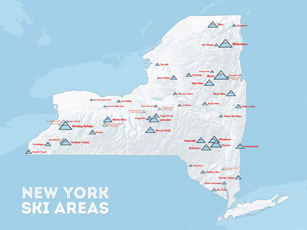 New York Ski Resorts Map 18x24 Poster Ski Resorts In New York Map on new york state ski areas, ny hiking trails map, poconos ski resort map, new england ski areas map, bretton woods ski resort map, blue knob ski resort trail map, new england ski resorts map, mammoth ski resort map, lake placid ski resort map, old forge ny snowmobile trail map, india ski resorts map, lookout ski resort idaho map, new york ave dc, beech mountain ski resort map, park city trail map, spring mountain ski resort trail map, new york resorts and lodges, sunrise ski resort map, new york state skiing, new jersey ski resorts map,
