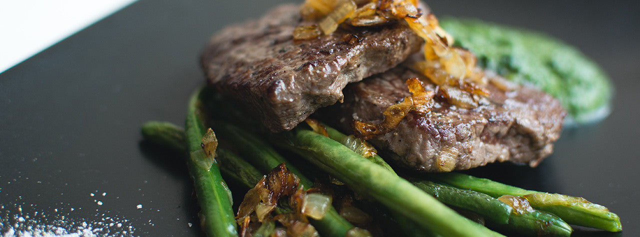 Steak-Asparagus