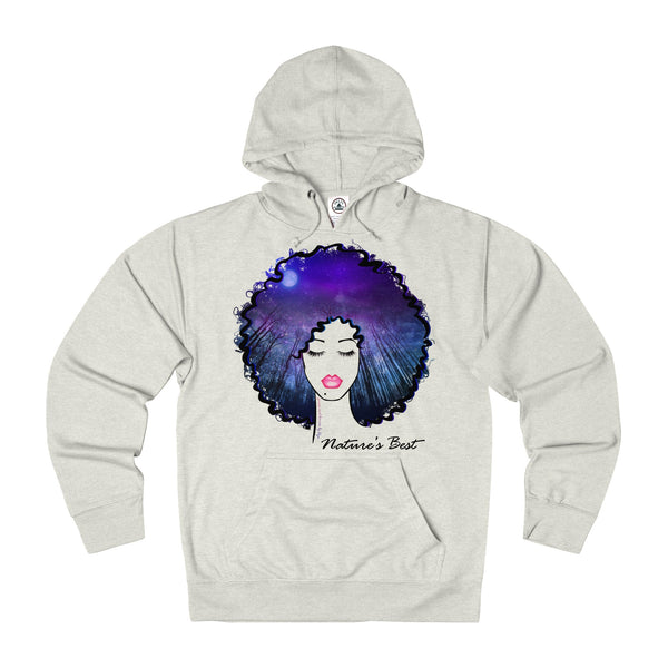 Sky's The Limit (Adult Unisex French Terry Hoodie)
