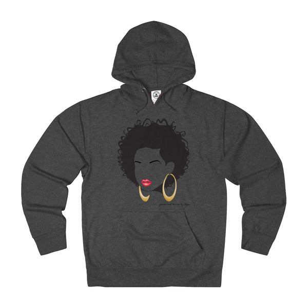 Sweet & Short (Adult Unisex French Terry Hoodie)
