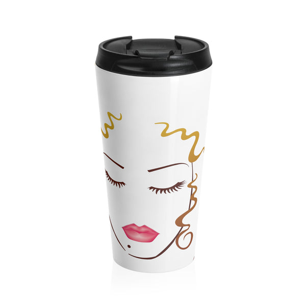 Wild & Free (Stainless Steel Travel Mug)