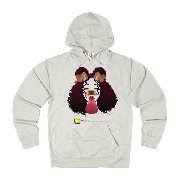 Snapchat Me! (Adult Unisex French Terry Hoodie)