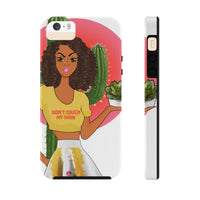 Don't Touch My Hair (Case Mate Tough Phone Cases)