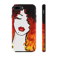 Hot Like Fire (Case Mate Tough Phone Cases)
