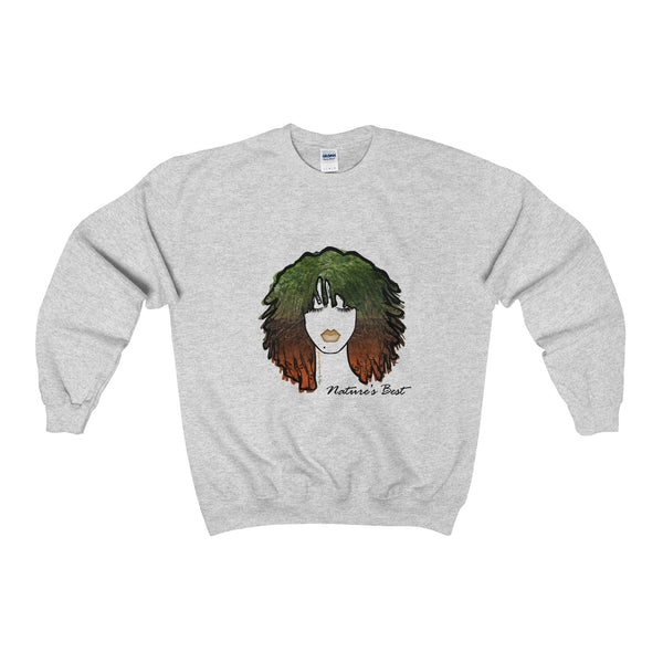 Down To Earth (Heavy Blend™ Adult Crewneck Sweatshirt)