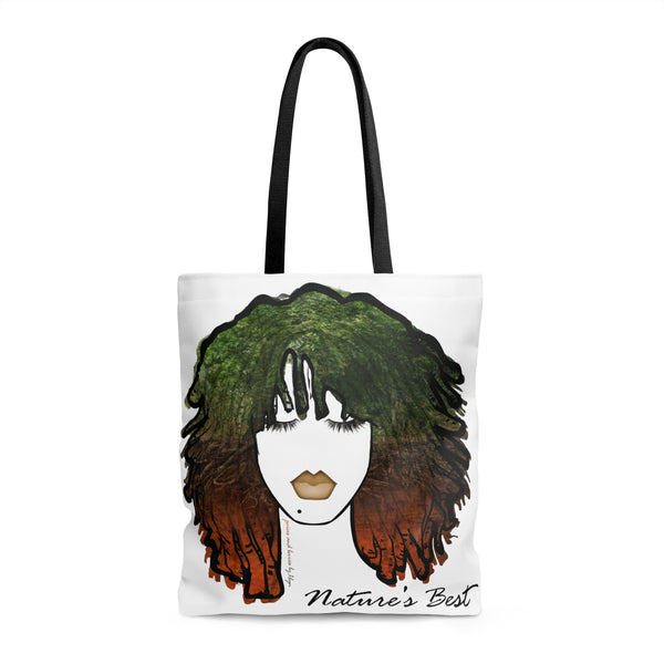 Down To Earth (AOP Tote Bag)