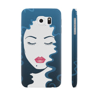 Long Luscious Hair (Case Mate Slim Phone Cases)