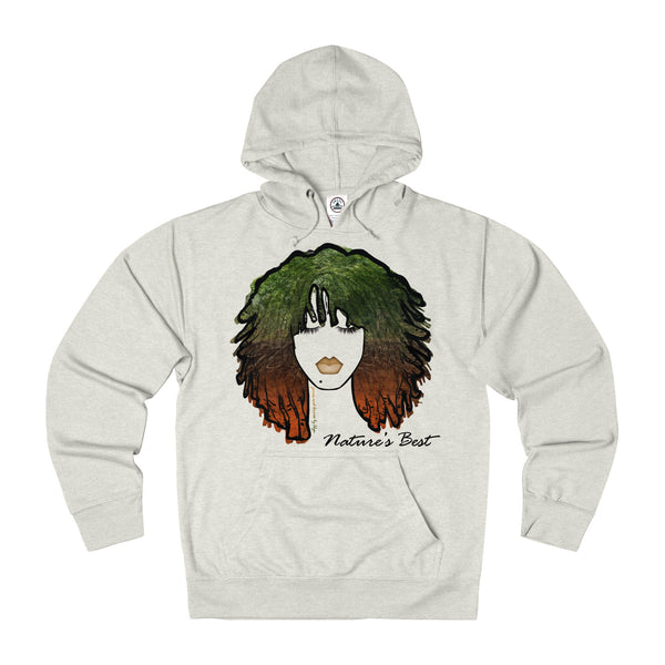 Down To Earth (Adult Unisex French Terry Hoodie)