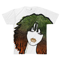 Down To Earth (Unisex AOP Sublimation Tee)