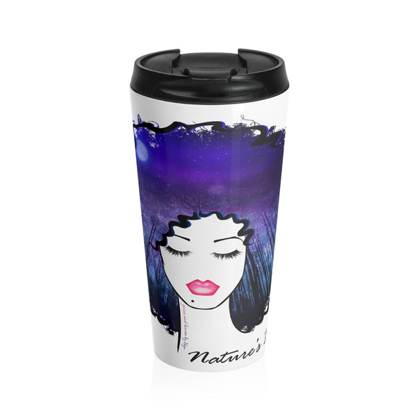 Sky's The Limit (Stainless Steel Travel Mug)