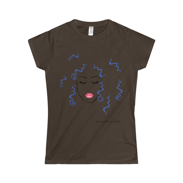 Wild & Free (Softstyle Women's T-Shirt)