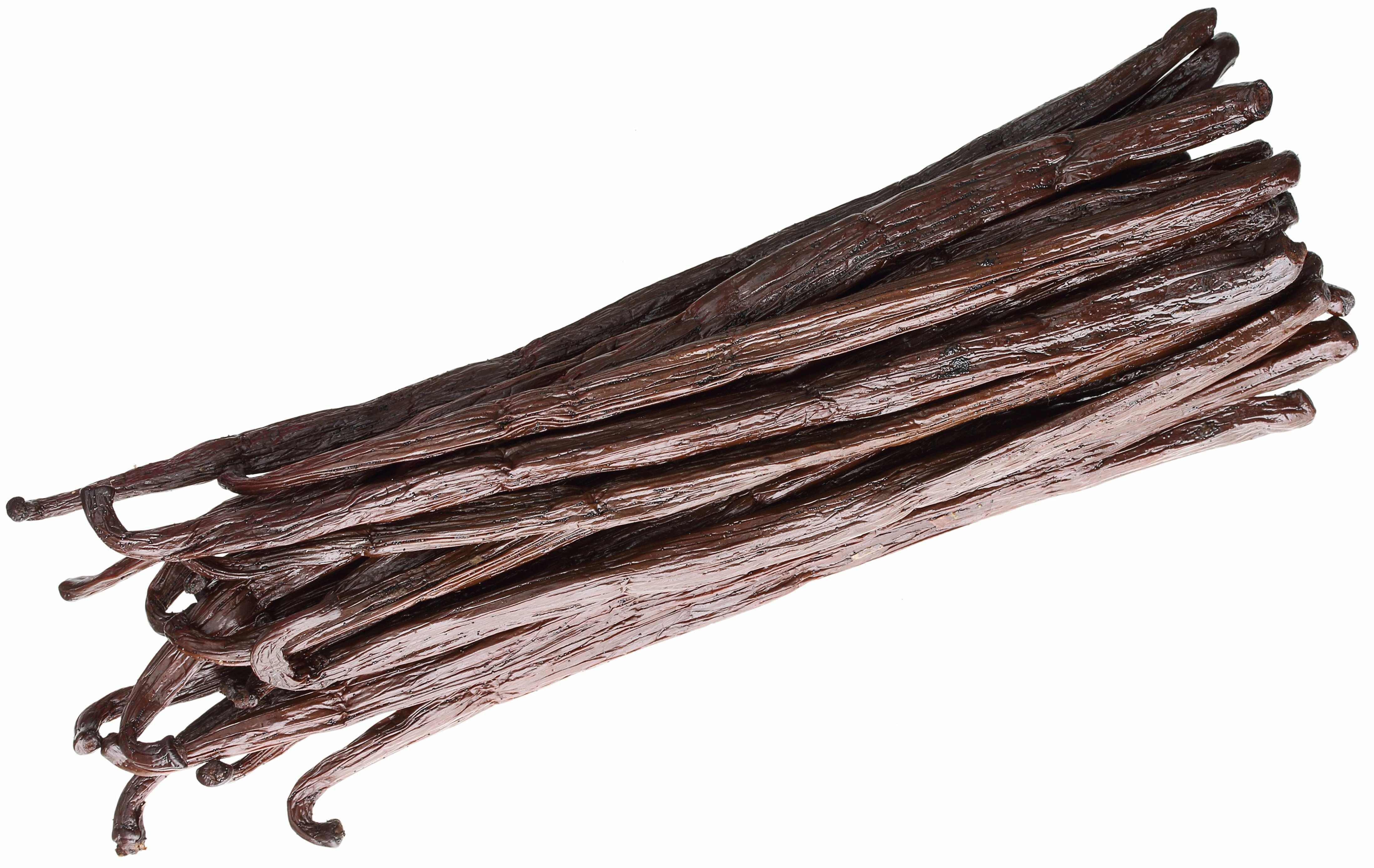 Tahitian Vanilla Beans - Whole Grade A Vanilla Pods for Vanilla Extract and Baking - Vanilla Bean Kings