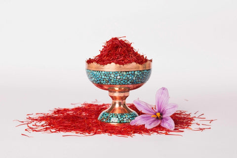 Saffron Threads, Pure Red Saffron Spice Threads | Super Negin Grade | Highest Quality and Flavor | For Culinary Use