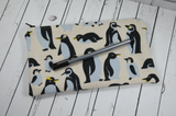 Penguins Pencil Case