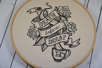 Death Before Decaf Wall Art, Caffeine Lover