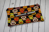 Sugar Skull Pencil Case - The Curious Needle