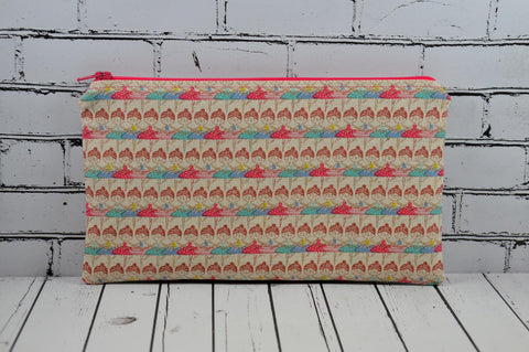 Ballerina Pencil Case Bag