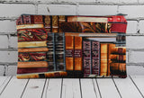 Book Print Pencil Case, Bibliophile Gift
