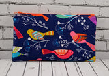 Colourful Birds Pencil Case