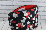 Cherries Zip Pouch