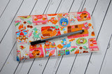 Kawaii Candy Pencil Case, Cute Deer Pencil Pouch - The Curious Needle