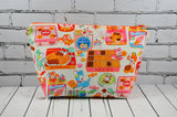 Kawaii Candy Makeup Bag, Cute Deer Cosmetic Pouch