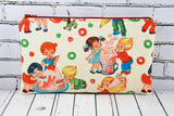 Retro Sweet Shop Pencil Case