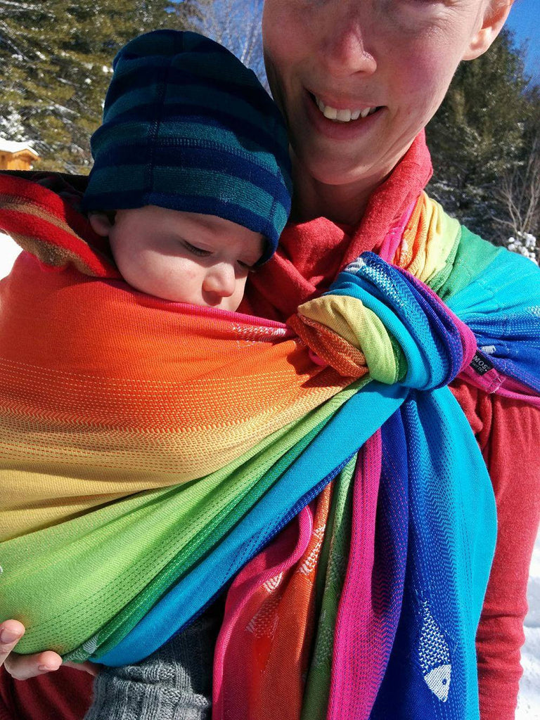 Didymos Rainbow Fish: Wrap Review